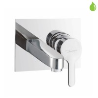 Single Lever High Flow Bath Filler (FUS-CHR-29135)