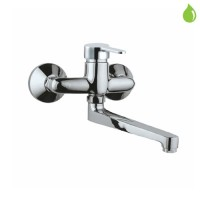 Single Lever Sink Mixer Swinging Spout (FUS-CHR-29163)