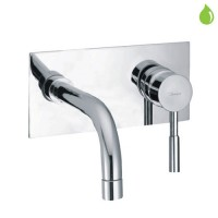 Exposed Part Kit of Single Lever Basin Mixer Wall (SOL-CHR-6233K)