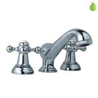 3-Hole Basin Mixer (QQT-CHR-7189)