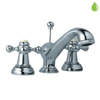 3-Hole Basin Mixer (QQT-CHR-7191)