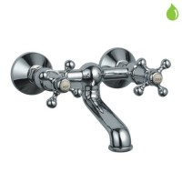 Wall Mixer Non-Telephonic Shower Arrangement (QQT-CHR-7219)