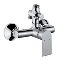 Single Lever Exposed Shower Mixer (LYR-CHR-38145)