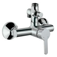 Single Lever Exposed Shower Mixer (FUS-CHR-29145)
