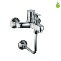 Single Lever Wall Mixer (FLR-CHR-5143)