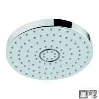 Overhead Shower ø180mm Round Shape Single Flow (OHS-CHR-1755)