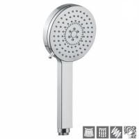 Ручной душ, 2 режима, диаметр лейки 105mm, с функцией аэрирования (HSH-CHR-1721)