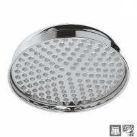 Верхний душ, викторианский дизайн, хромированная латунь, диаметр 200mm (OHS-CHR-1843)