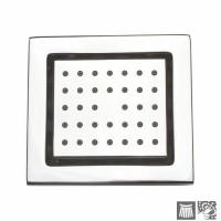 Форсунки бокового душа, диаметр 130х120 mm, встроенный монтаж (BSH-CHR-1771)