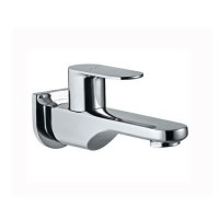 Bib Tap with Wall Flange (OPP-CHR-15037PM)