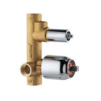 Встроенные части для однорычажного смесителя для раковины (ALD-CHR-055)