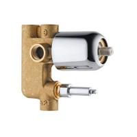 Concealed Body for 3-Inlet Single Lever Diverter (ALD-193)
