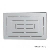 Верхний душ Maze 1 режим, диаметр 190х295 mm, нержавеющая сталь, хром (OHS-CHR-1637)
