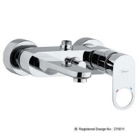 Single Lever Wall Mixer (ORP-CHR-10115PM)
