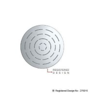 Maze Overhead Shower ø200mm Round Shape Single Flow (OHS-CHR-1613)