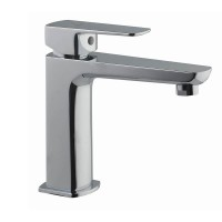 Single Lever Basin Mixer (KUP-CHR-35011BPM)