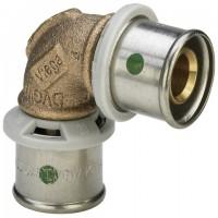 Pexfit Pro (металопластиковая система) Система полиэтиленовых труб из РЕ-Хс с фитингами из бронзы и PPSU Виега Viega