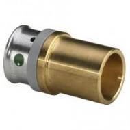 Pexfit Pro - Трубы Система полиэтиленовых труб из РЕ-Хс с фитингами из бронзы и PPSU Виега Viega