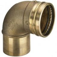 Sanpress - Отводы Система пресс-фитингов из высококачественной нержавеющей стали из красной бронзы Виега Viega