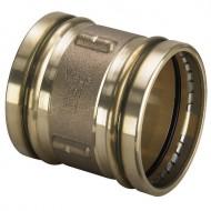 Sanpress - Соеденительные элементы Система пресс-фитингов из высококачественной нержавеющей стали из красной бронзы Виега Viega