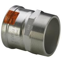 Sanpress Inox - Соеденительный элемент Система пресс-фитингов из нержавеющей стали Виега Viega