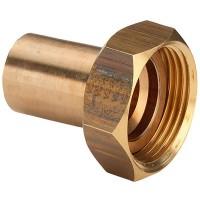 Sanpress - Заглушки Система пресс-фитингов из высококачественной нержавеющей стали из красной бронзы Виега Viega