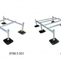 BIS Yeti® 335 Набор для монтажа конструкции на кровле