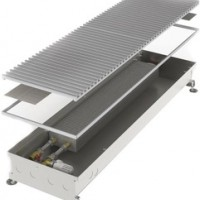 Встраиваемый в пол конвектор без вентилятора PT