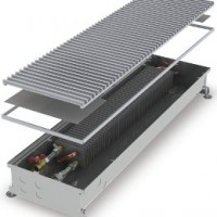 Встраиваемый в пол конвектор без вентилятора PT4