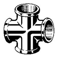 Крестовина Модель 3180
