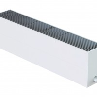 Wall-mounted Convectors in New Design NWF2
