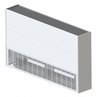 Wall-mounted Convectors in New Design NCF2