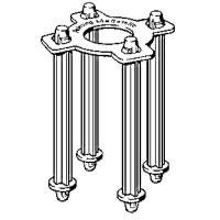 Маркировка точки замера Fonterra Модель 1490
