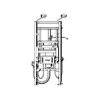 Модуль для умывальника Viega Eco Plus Модель 8164.21