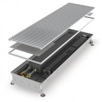 Встраиваемый в пол конвектор с вентилятором KT110