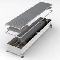 Встраиваемый в пол конвектор с вентилятором KT3