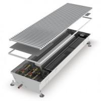 Встраиваемый в пол конвектор с вентилятором HC4p