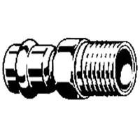 Соединительный элемент Sanpress Inox Модель 2311