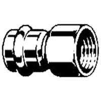 Соединительный элемент Sanpress Inox Модель 2312