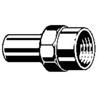 Соединительный элемент Sanpress Inox Модель 2312.1