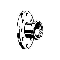Фланцевый переход Profipress Модель 2459.5XL