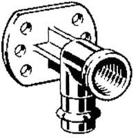 Водорозетка Sanpress Модель 2225.6